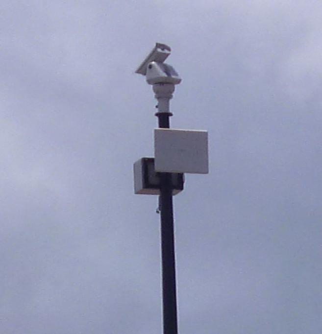 Tizimín: Mantenimiento a cámaras de video vigilancia.\r\n