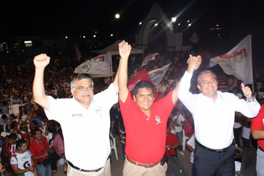 Chichimila: Apertura de campaña