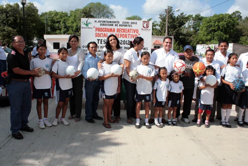 Valladolid: Programa recreativo en Tesoco