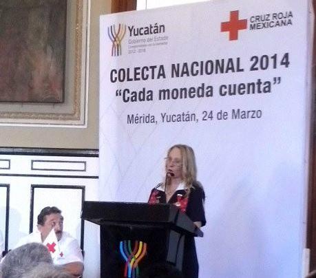 Cruz Roja atendió a más de 10 mil personas en 2013