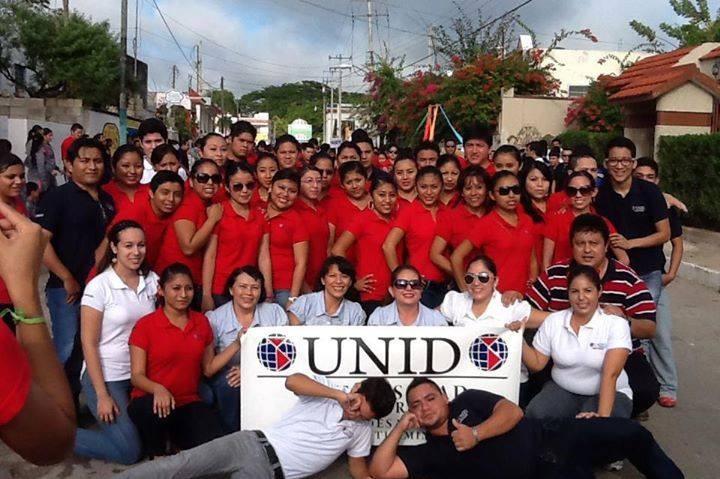 Alumnos de la UNID Tizimín se preparan para su estadía empresarial