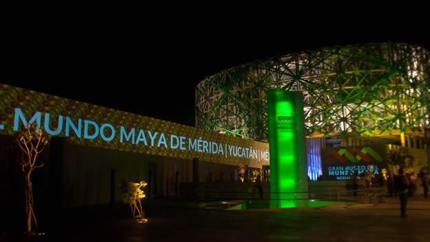 El Gran Museo del Mundo Maya es galardonado en Costa Rica