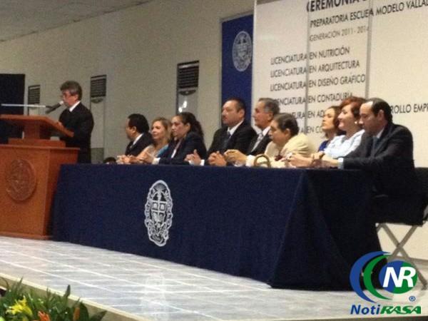 Se gradúan 83 alumnos de la Escuela Modelo de Valladolid