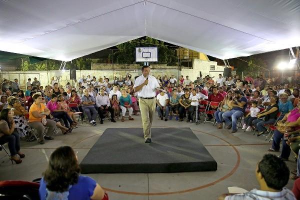 Fomentan rescate de espacios públicos al sur de Mérida