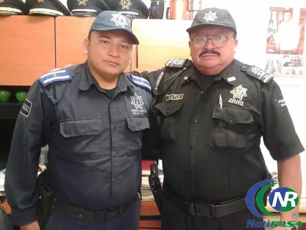 Designan a nuevo subdirector de la Policía Municipal de Tizimín