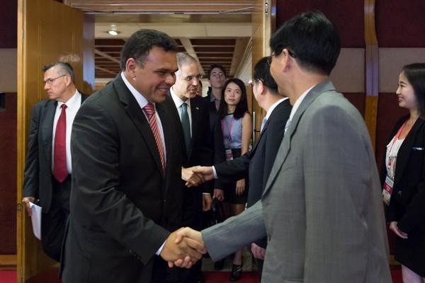 Inician en China actividades de la internacional de pequeñas y medianas empresas