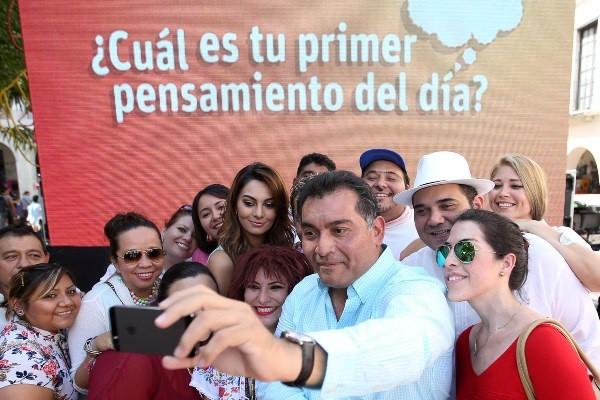 La participación ciudadana, pilar para mantener un estado pacífico: Caballero