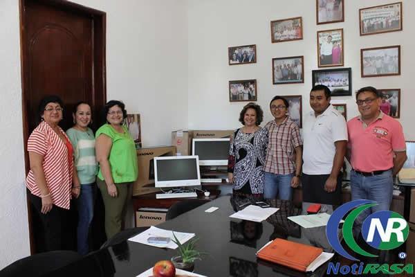 Adquiere Ayuntamiento de Tizimín equipo de cómputo para Ejercicio Fiscal 2015