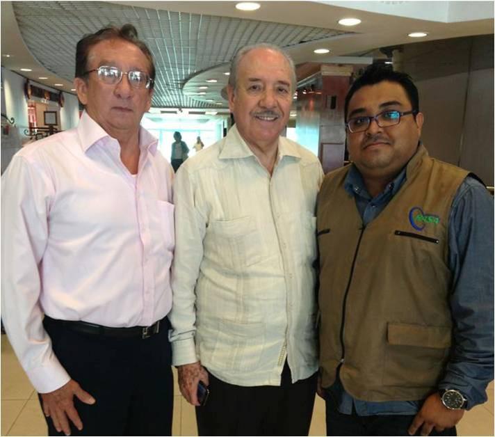 El líder Nacional de Radio Y televisión llegó a Mérida para clausurar  la 3ra Semana de los trabajadores de  la Radio y la Televisión.
