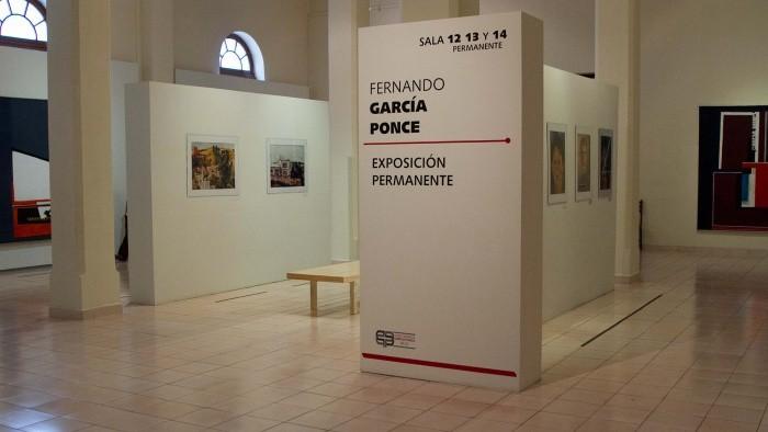 Cierre temporal del museo Fernando García Ponce-Macay