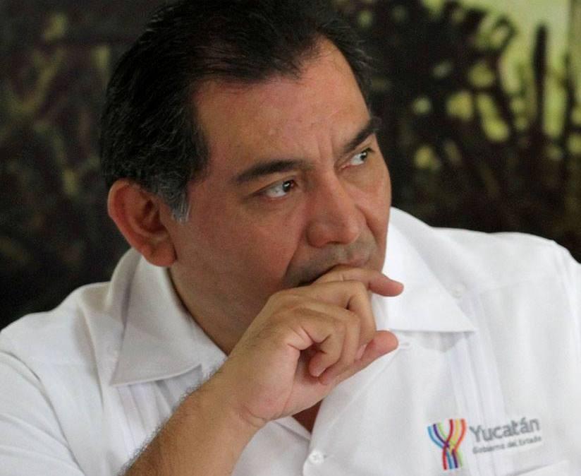Me quieren desprestigiar: Víctor Caballero