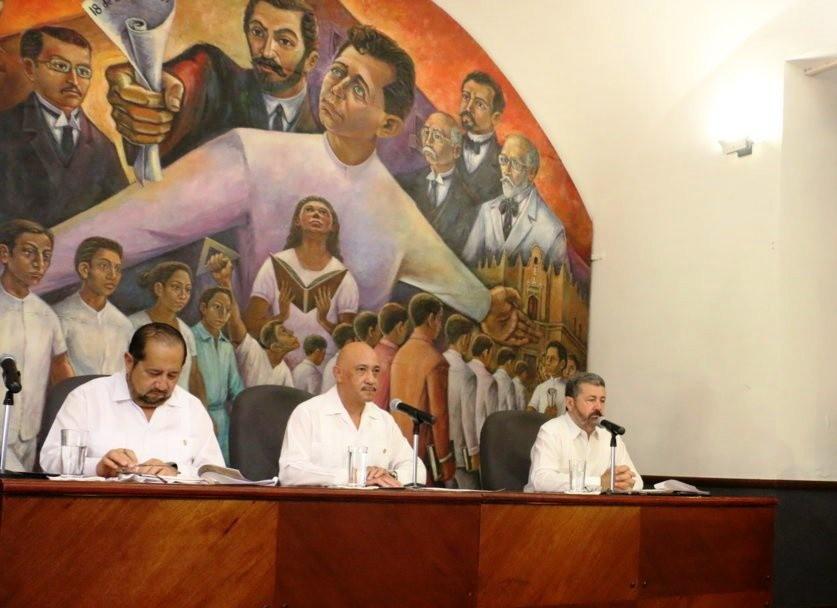 Presentan avance del plan de desarrollo en la UADY