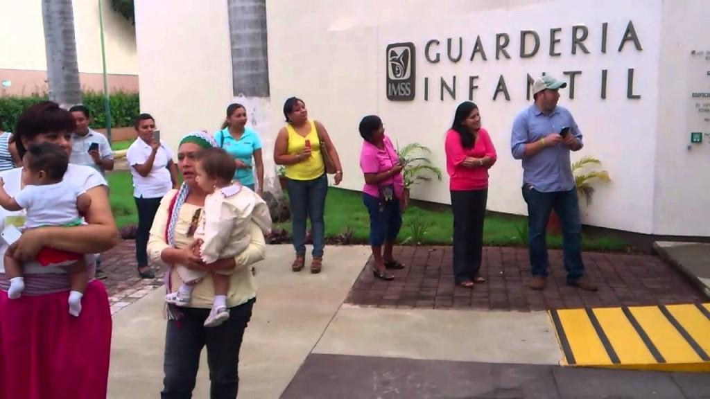 Existen 33 guarderías del IMSS en Yucatán
