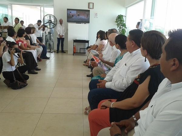 Inauguran en Tizimín espacio cultural de la fundación cultural macay