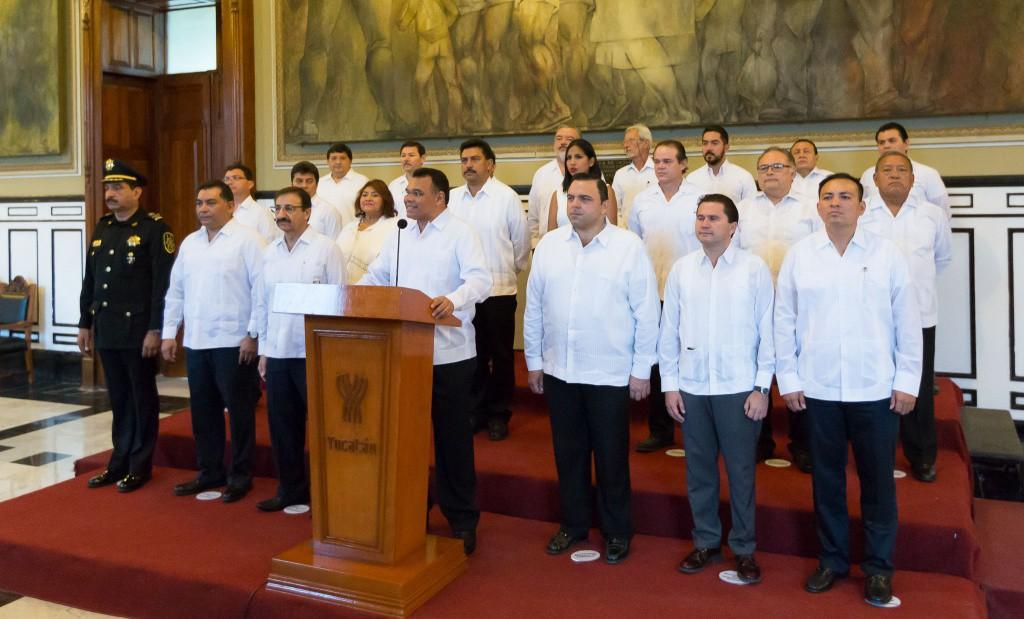 Anuncian más obras para Yucatán