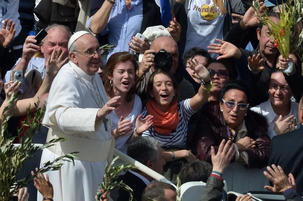 Cientos de yucatecos irán a ver al Papa