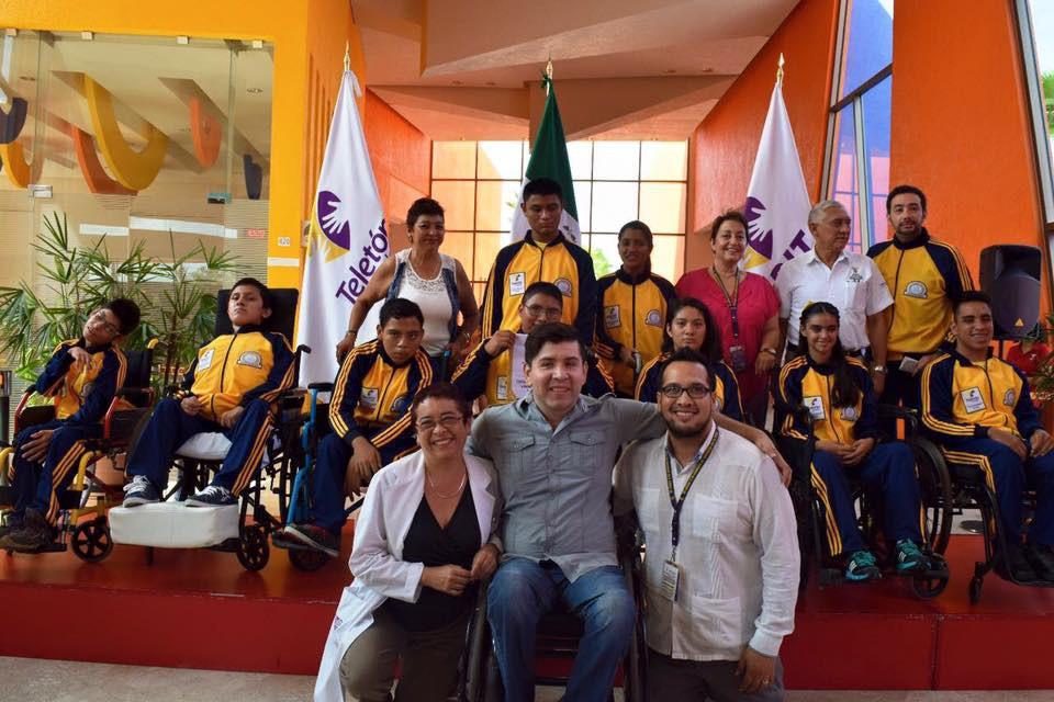 Nueve atletas del CRIT irán a la Paralimpiada