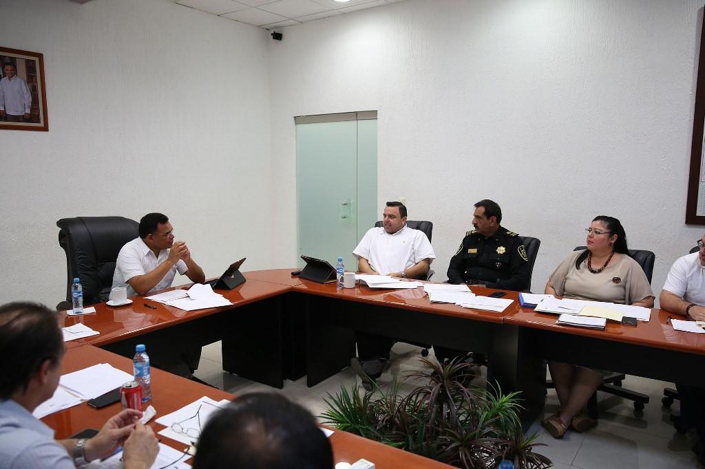 Fortalecen acuerdos de seguridad en Yucatán