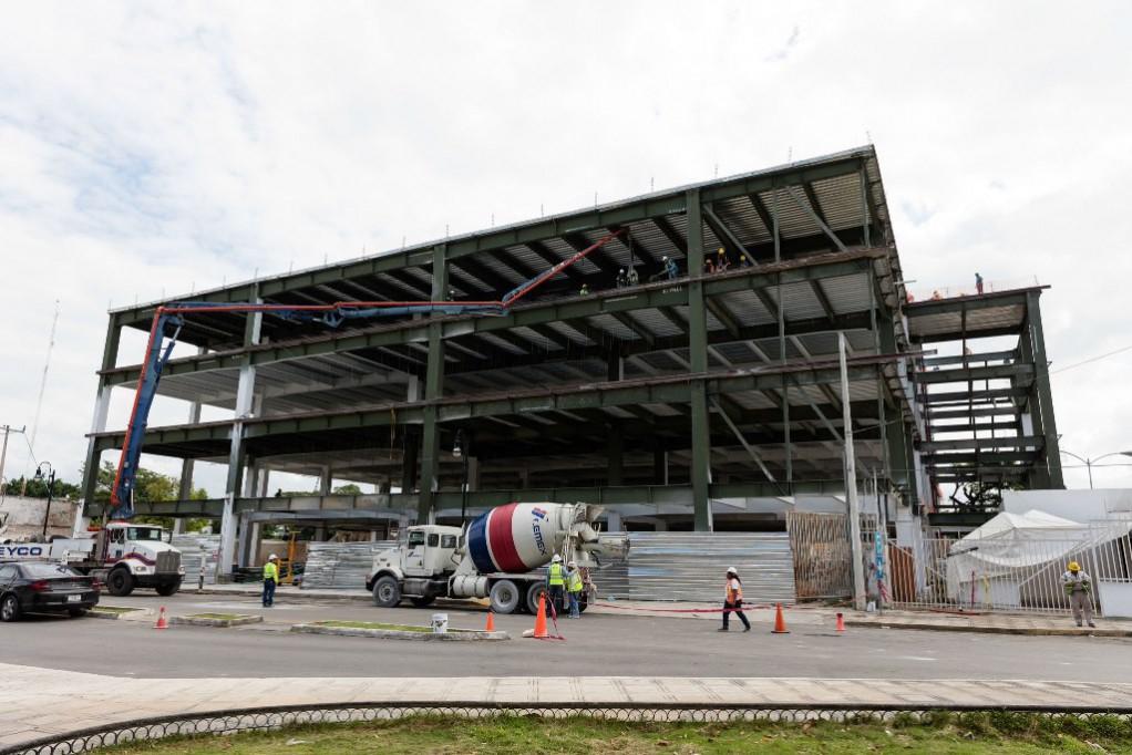 SSY destaca infraestructura hospitalaria