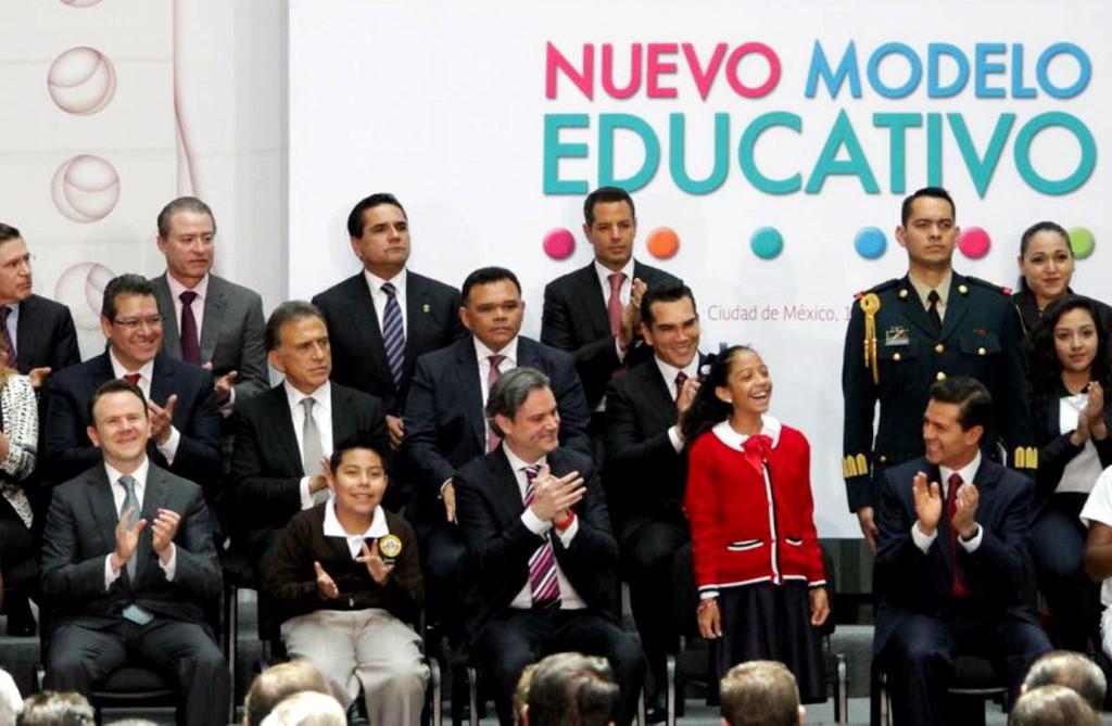 Yucatán, a favor del nuevo Modelo Educativo