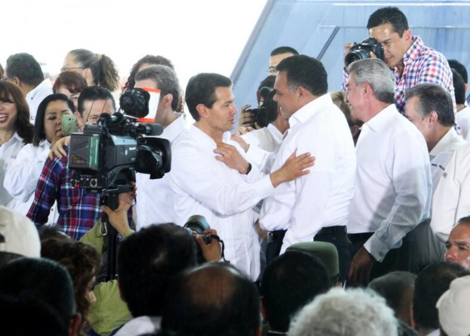 Construirán gasoducto de Progreso a Cancún