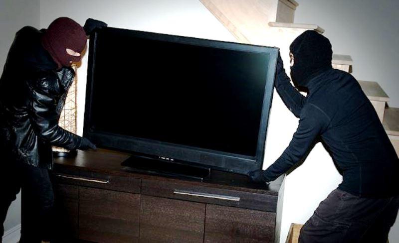 Crónica de una serie de robos a casa habitación