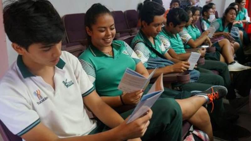 Más de 10 mil estudiantes ya cuentan con servicio médico del IMSS