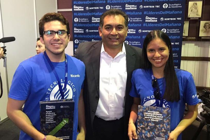 Yucatecos llegan al Tecnológico de Monterrey