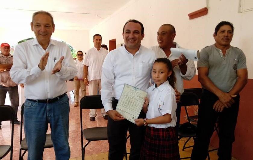 Registro Civil entrega actas de nacimiento gratis en Sucopo
