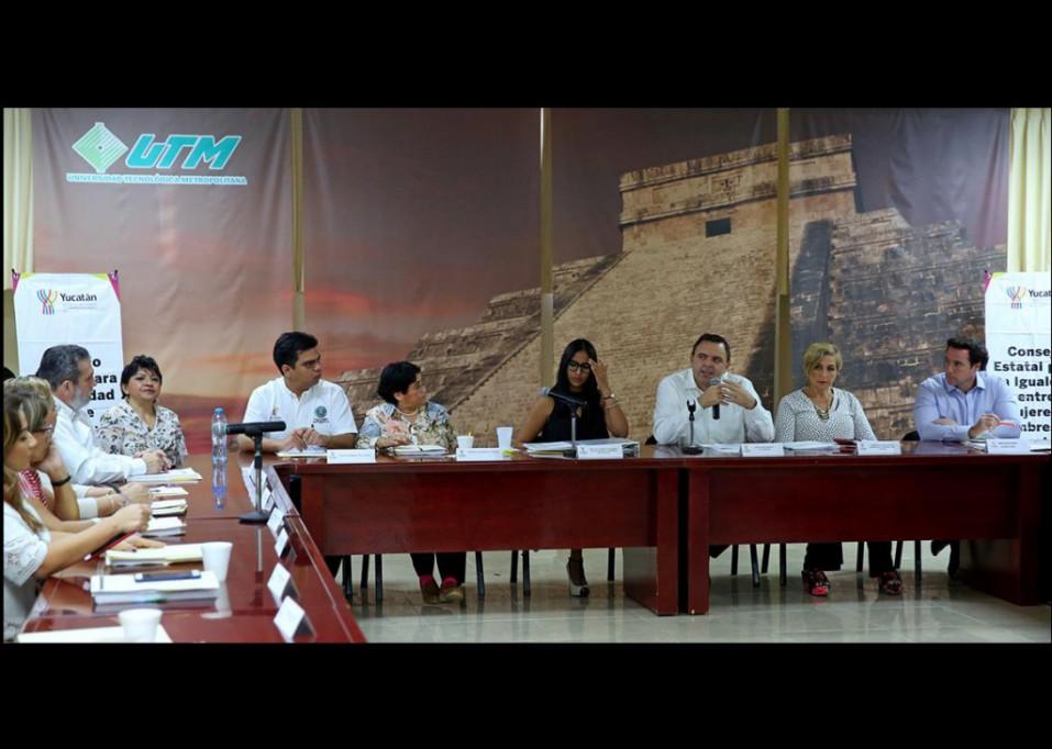 Buscan erradicar violencia de género en Yucatán