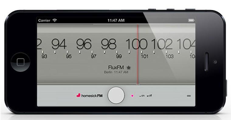 Proponen que los iPhone incluyan Radio FM