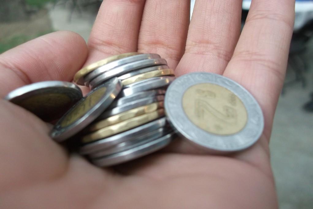 ¡Ten cuidado con las monedas falsas!
