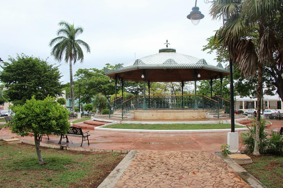 3 parques de Tizimín contarán con internet gratuito