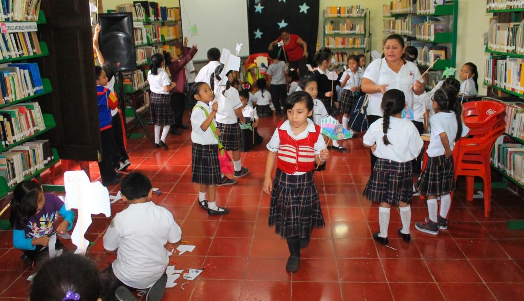 Niños Vallisoletanos se divertirán en bibliotecas