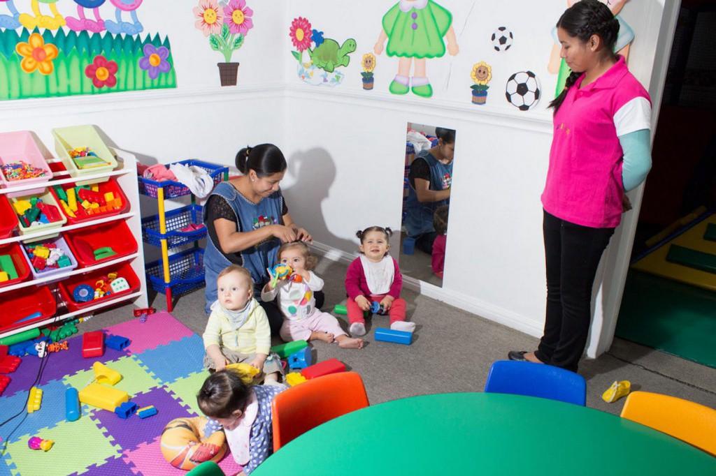 Disminuirán riesgos en Centros de Atención Infantil.