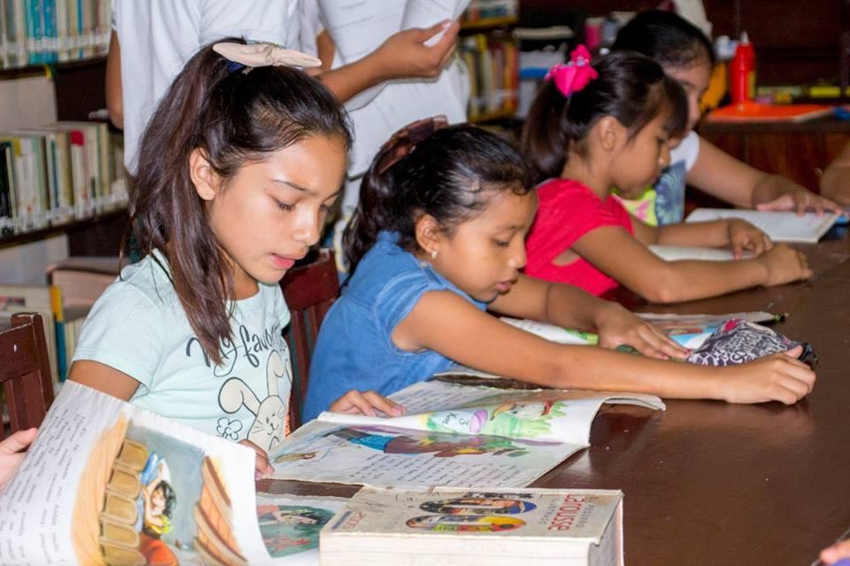 Fomentan hábito de la lectura en Valladolid