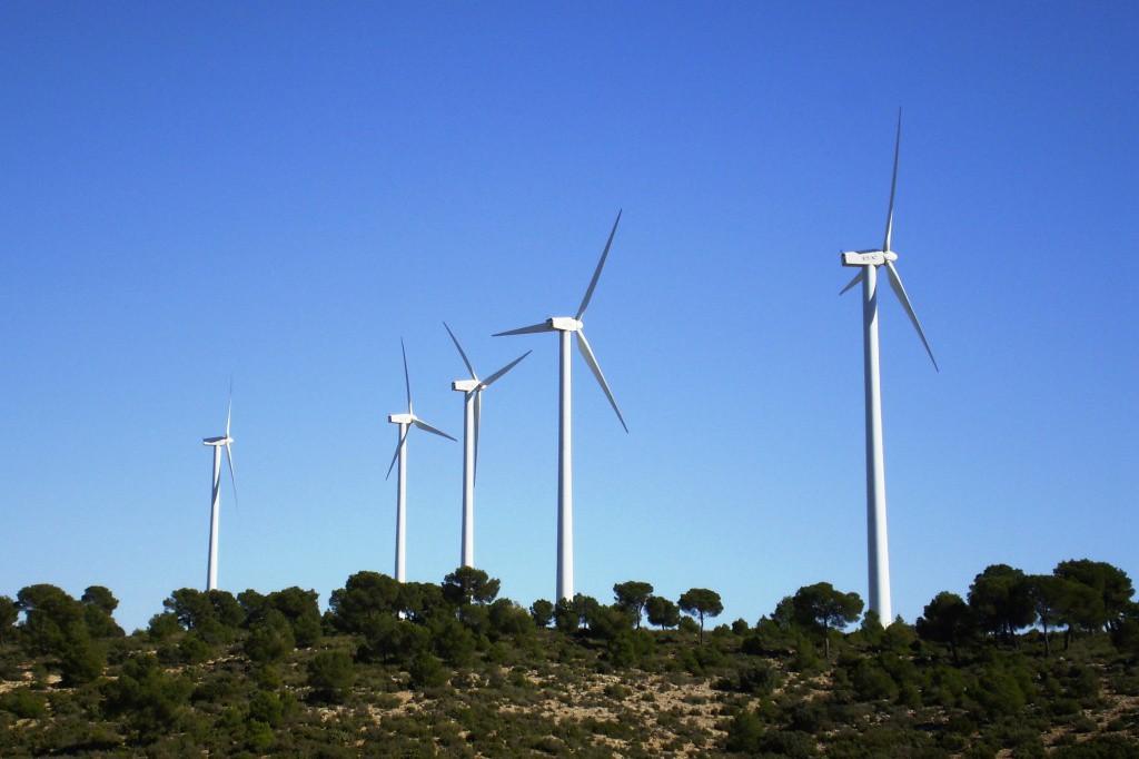 En breve, inaugurarán los Parques Eólicos