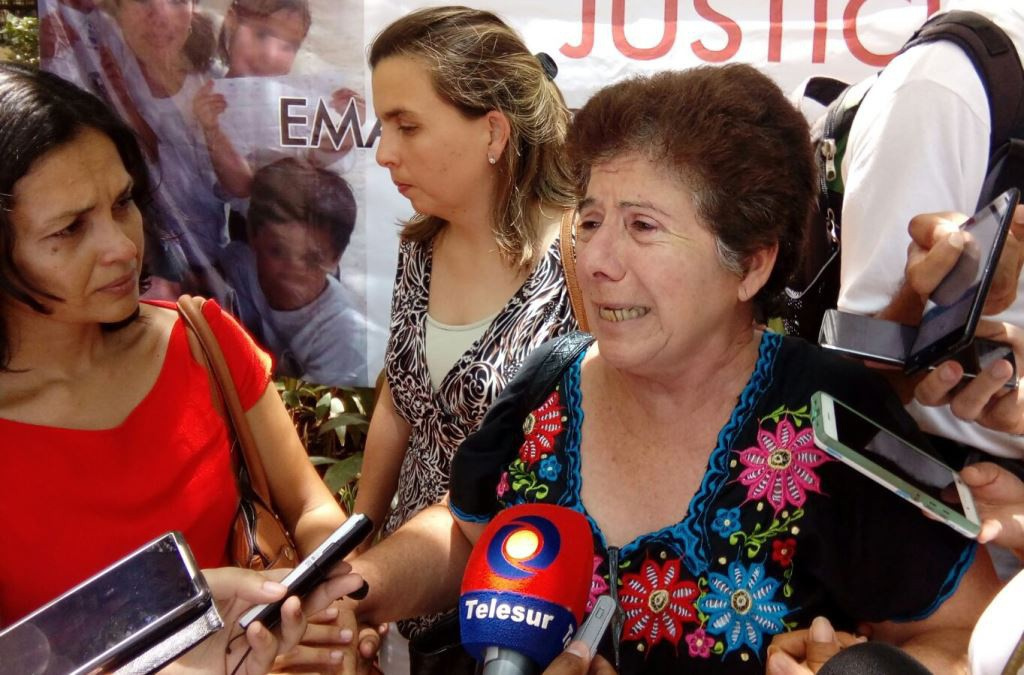 Ligia Canto solicita audiencia al Gobernador