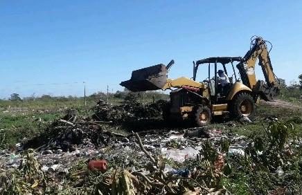 Sanean basurero municipal de Sucilá