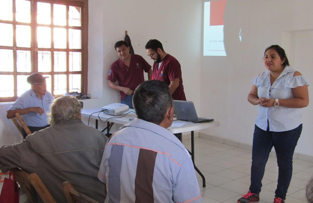 Previenen de la diabetes en Panabá