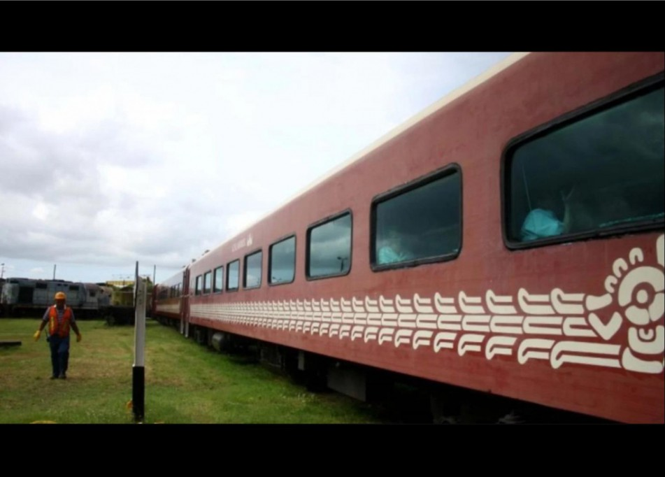 Ya hay avance en la construcción del Tren Maya