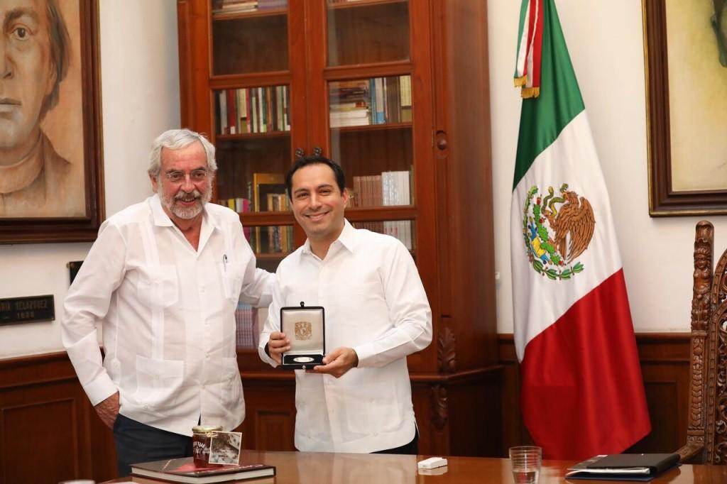 UNAM aumenta su infraestructura en Yucatán