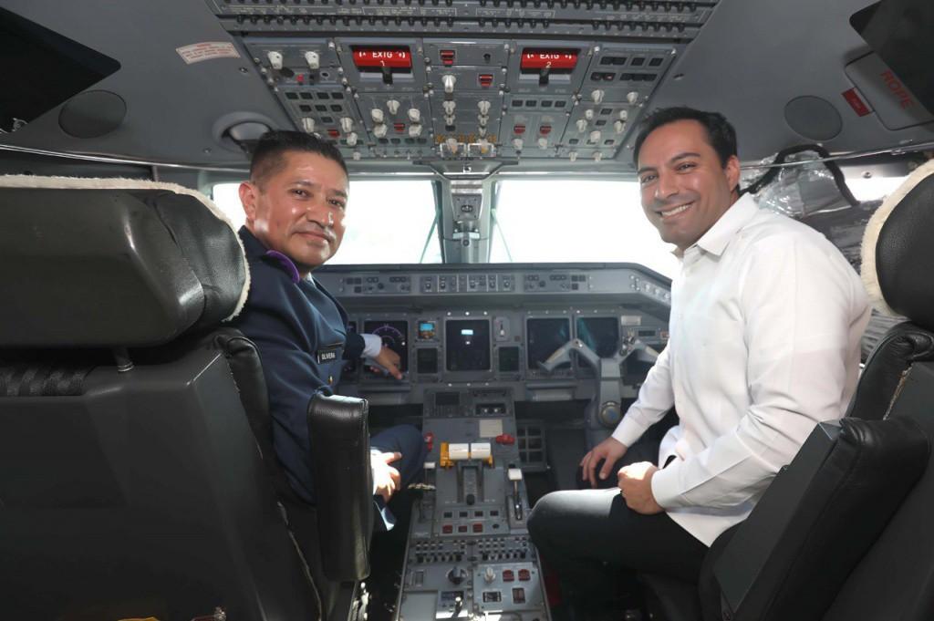 Fuerza Aérea, aliada en la paz y desarrollo de Yucatán