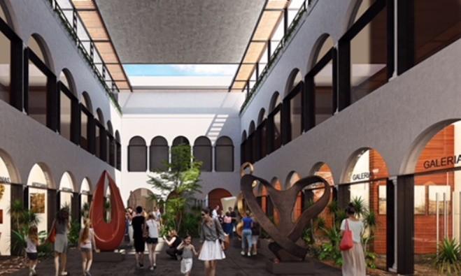 Pasaje Picheta abrirá en marzo