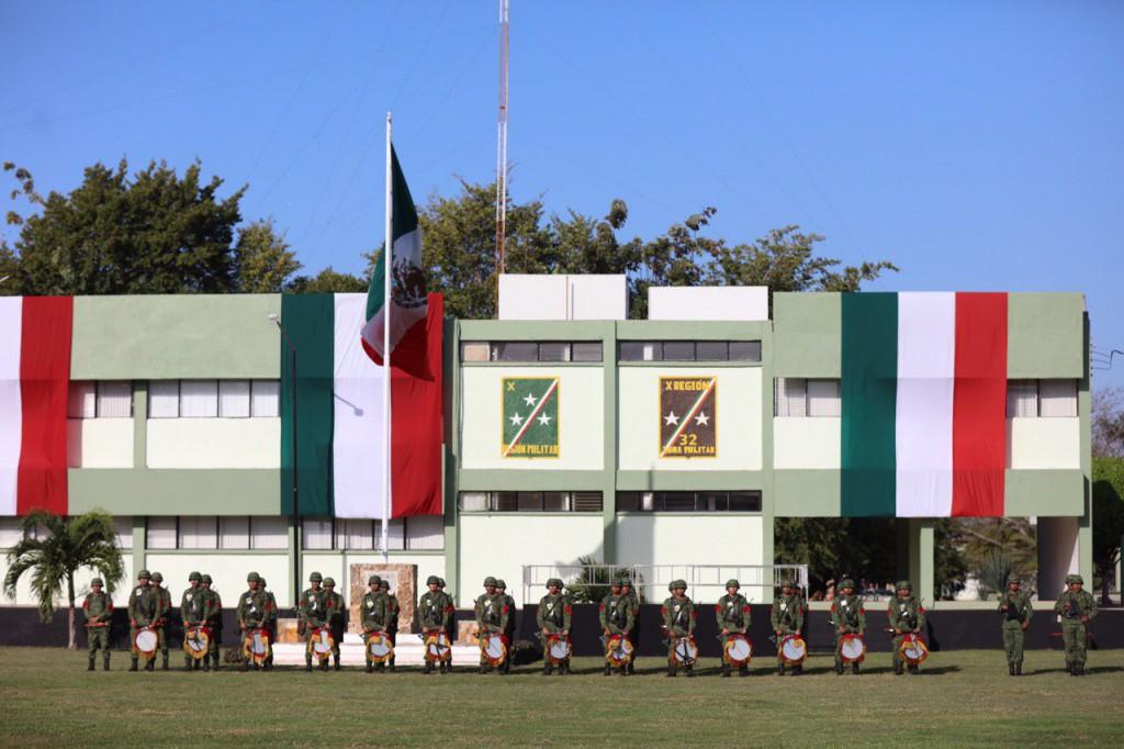 Celebran el Día de la Bandera Nacional