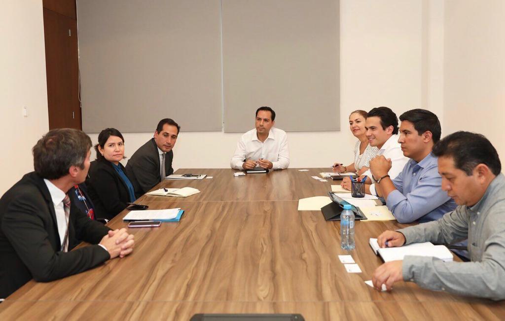 BID apoyará proyectos sociales en Yucatán
