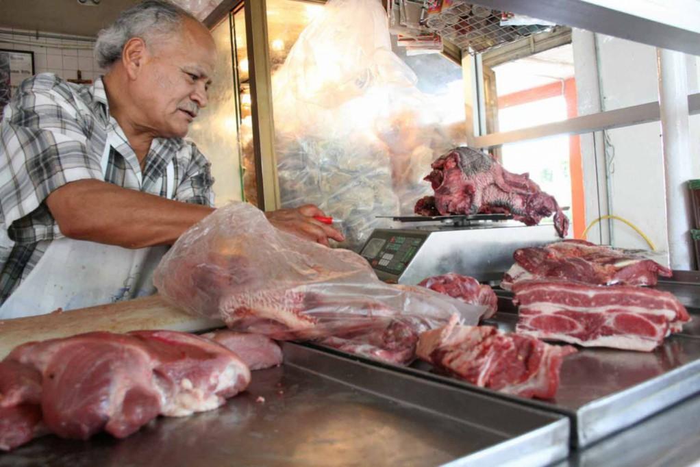 Hasta un 40% disminuye la venta en las carnicerías