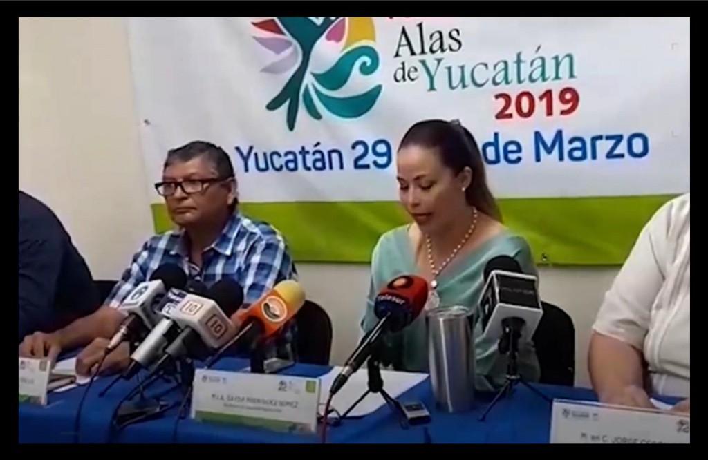 """Presentan la 8ª edición del Festival """"Alas Limpias"""""""