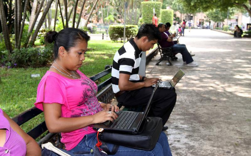 Ampliarán servicio de internet gratuito en Mérida