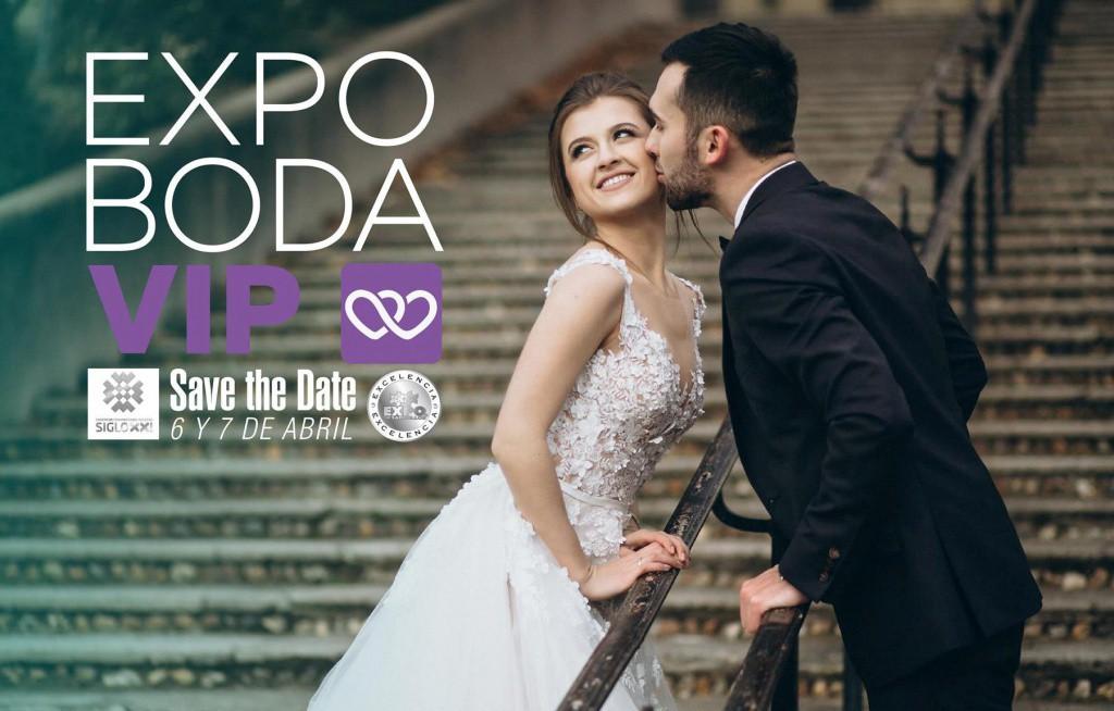 Expo Boda VIP, ¡este fin de semana!
